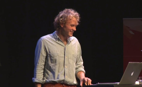 Jonathan Harris keynote   |   IDFA DocLab | Digital Cinema - Transmedia | Scoop.it