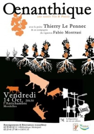 Oenanthique : vin et poésie   Poezibao   Scoop.it