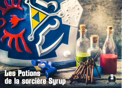 Gastronogeek dévoile la date de sortie de son livre des potions - Geeks and Com' | And Geek for All | Scoop.it