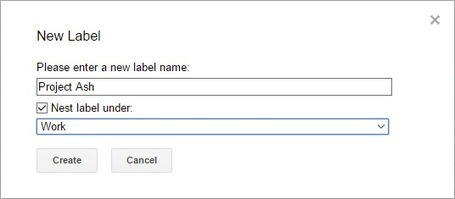 How to Create Sublabels in Gmail (And Why You Should) | techno and social | Scoop.it