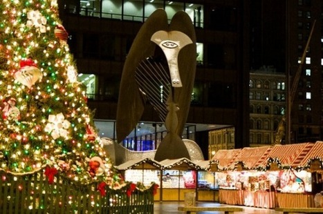 Magnificent Christmas Celebrations in Chicago   9Holidays   Scoop.it