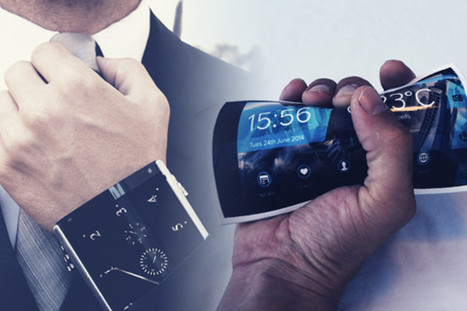 Portal by Arubixs - Flexible Wearable Smartphone | Mobile & Digital World | Scoop.it