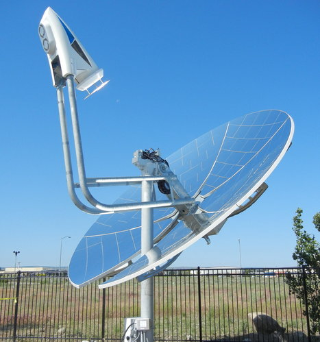 New Solar Process Gets More Out of Natural Gas | Concentrating Solar Thermal | Scoop.it