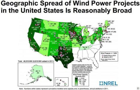 The rise–and possible fall–of U.S. wind power   Everettce   Scoop.it
