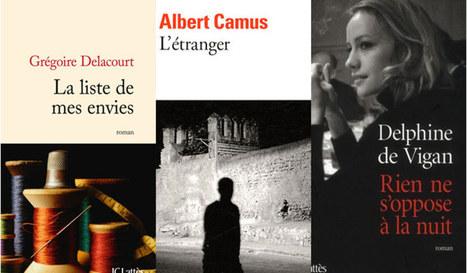 13 best-sellers français que tout lecteur devrait avoir dans sa bibliothèque | Aufeminin | Scoop.it