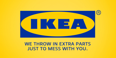 These 20 Honest Slogans Reveal The Truth About World's Biggest Brands | 16s3d: Bestioles, opinions & pétitions | Scoop.it