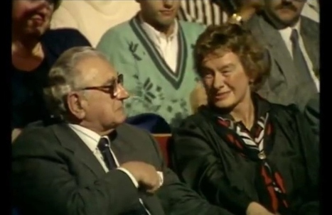 Watch as This Man Realizes He's Sitting Beside the People He Rescued From Nazi Death Camps - LiftBump | Stories, Struggles, Obstacles, That will Touch your heart. | Scoop.it