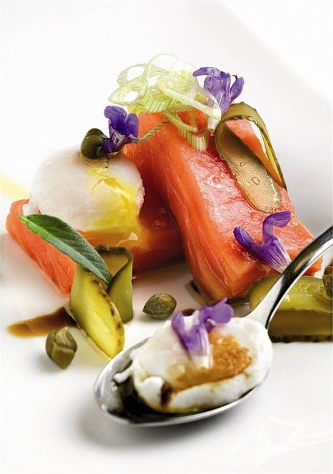 Receta de Salmón ahumado con salsa tártara | Intentando cocinar | Scoop.it