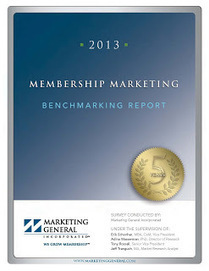 Free Download of the 2013 Membership Marketing Benchmarking Report Now Available | Chambers, Chamber Members, and Social Media | Scoop.it