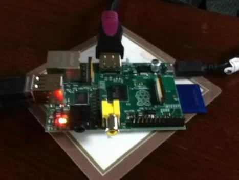Twitter / lukeybo: I was going to wait until | Raspberry Pi | Scoop.it