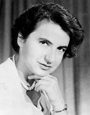 Rosalind Franklin et la double hélice de l'ADN | Le gratin de la bêtise | Scoop.it
