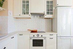 Five Tips For Perfect Kitchen Cabinets | Home Designs | Scoop.it