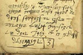 Un acte codé dans un registre de baptêmes en 1617 à Gannat (Allier) | Nos Racines | Scoop.it