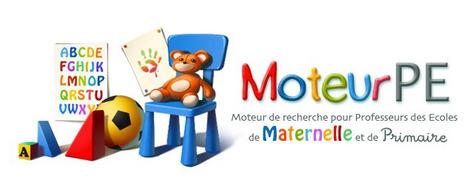 MoteurPE : le moteur de recherche des professeurs des écoles | TICE, Web 2.0, logiciels libres | Scoop.it