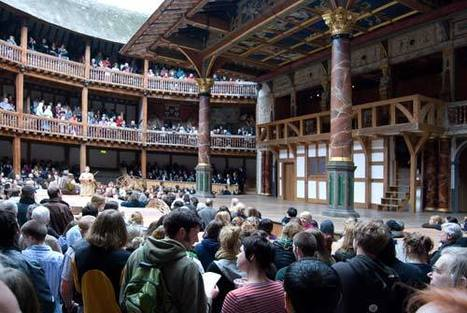 Globe Theater's Stage | William Shakespeare and the Globe Theater | Scoop.it