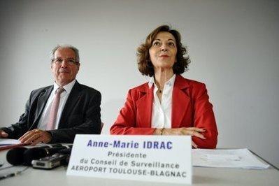 Les prochains défis d'Anne-Marie Idrac, nommée à la tête d'Aéroport Toulouse-Blagnac | La lettre de Toulouse | Scoop.it