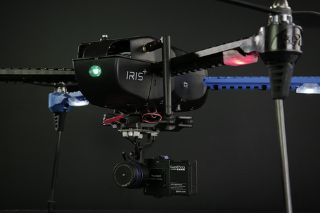 IRIS+ Personal Drone | 21st Century Innovative Technologies and Developments as also discoveries, curiosity ( insolite)... | Scoop.it
