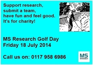 MS Research Golf Day Friday 18 July | MS Research Charity Fundraising | Scoop.it