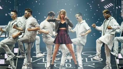 Taylor Swift-brand clothing to be sold in Chinese website | SEO strategy | Scoop.it