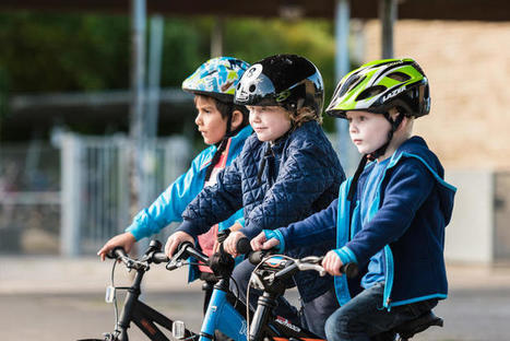 In This Danish City, 5-Year-Olds Bike To School On Their Own | Education Top Picks | Scoop.it