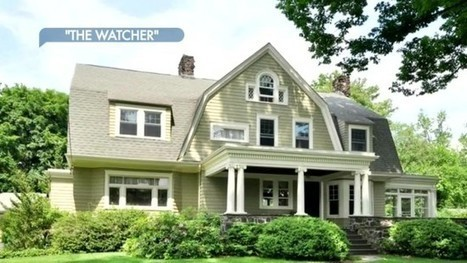 "Owners Forced Out of Newly-Bought Million-Dollar Home by Creepy Letters from ""The Watcher"" 