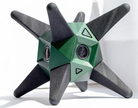 La caméra Sphericam 2 veut filmer en 4K à 360° pour l'Oculus Rift | Connected objects and Geek stuff | Scoop.it