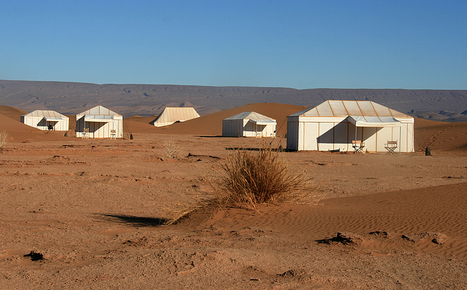 Morocco desert camp | Morocco luxury  desert Camps | Scoop.it
