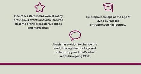 Akash OP Aurora: chief visionary, executor & mentor | Point of Sale India | Scoop.it