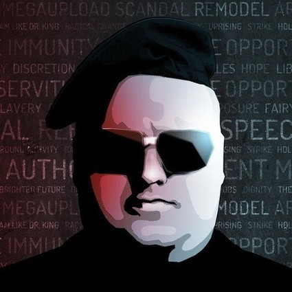 Voici Mega, le nouveau service blindé de Kim Dotcom | Gotta see it | Scoop.it