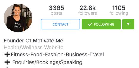 Instagram : premiers tests de pages pour les marques | Etourisme & outils | Scoop.it