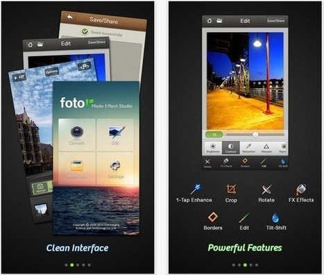 "Fotor Photo Effect Studio "" "", l - idevice and android news 