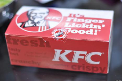 KFC Patron Bites Into Raw Chicken Sandwich (Mealbreakers) | KFC South Africa - Finger Lickin Gross ! | Scoop.it