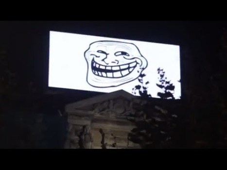"Hackers target Belgium's largest digital billboard | Do you know ""Belgium""? ベルギーって言う国知ってますか? 