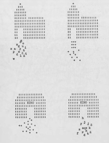 Sunday by Helmut Zenker (1971) | ASCII Art | Scoop.it