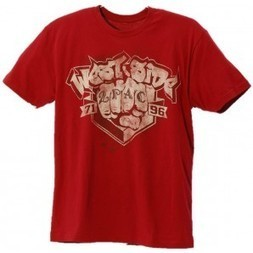 2Pac Westside Pride T-Shirt cardinal T.A.S.F. 2pac Store | Authentic 2pac gear | 2pac shirt | Scoop.it