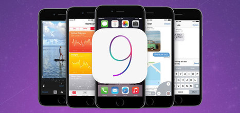 iOS9: Rumors and Anticipations | Mobile App Development - Iphone, Android, Windows & Hybrid Mobile Apps | Scoop.it