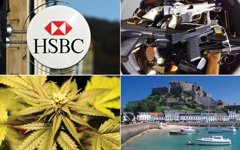 HSBC investigation: Drug dealers, gun runners and Britain's biggest bank - Telegraph | The Indigenous Uprising of the British Isles | Scoop.it