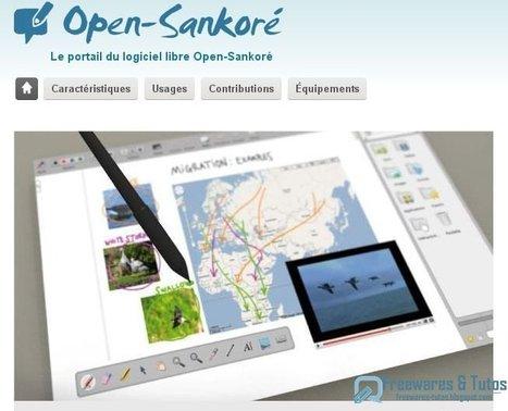 Open-Sankoré : un logiciel Open-Source pour un enseignement interactif | Outils pour le CDI : ressources web2 | Scoop.it