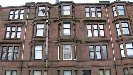 Homeless housing scheme 'a success' | It Comes Undone-Think About It | Scoop.it