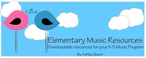 Elementary Music Resources | Educación musical 2.0 | Scoop.it