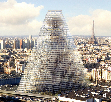 La Qualité Environnementale dans la future Tour Triangle à Paris | Tour Triangle | Scoop.it