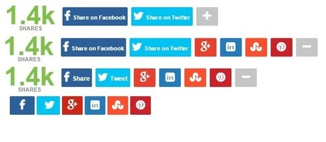 Social Share Counter for Drupal - NextWebLink | technews | Scoop.it