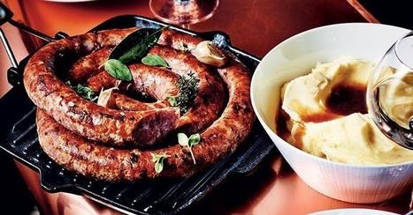 Meilleure Saucisse Purée de Paris, Le Lazare décroche la timbale | MILLESIMES 62 : blog de Sandrine et Stéphane SAVORGNAN | Scoop.it