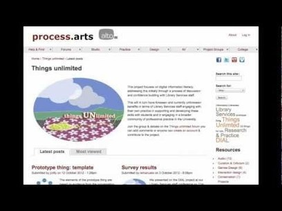 DIAL overview and update at Library Services Conference 2012 | DIAL | Developing digital Literacies | Scoop.it