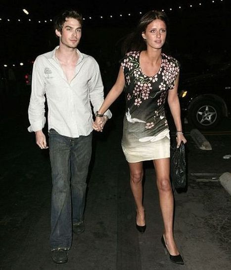 IAN SOMERHALDER dated WHO?!   For Lovers of Paranormal Romance   Scoop.it