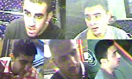 Do you know these men? Police release pictures of gang who attacked students on 142 bus in Withington | Nationalist Media Network | Scoop.it