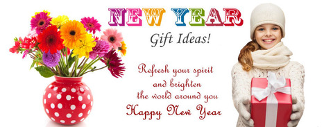 Best Gifts to Send This New Year   Myfloralkart.com   Scoop.it