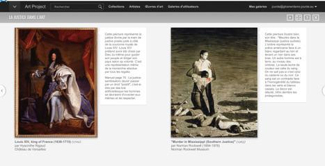 Et si les élèves créaient des galeries d'art ? | Les outils du numérique au service de la pédagogie | Scoop.it