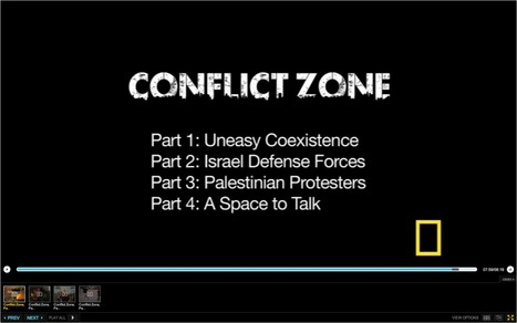 The Conflict Zone | Human Geography is Everything! | Scoop.it