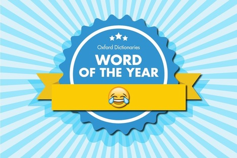 Oxford Dictionaries Word of the Year 2015 Is...Not a Word | Back Chat | Scoop.it